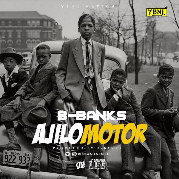 B-Banks - Ajilomotor