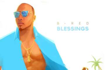 PREMIERE: B-Red – Blessings