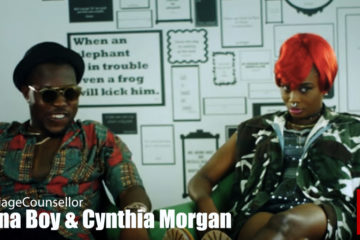VIDEO: Marriage Counselor (Ep. 5)| Burna Boy and Cynthia Morgan