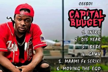 MIXTAPE: Ceeboi – Capital Budget E.P