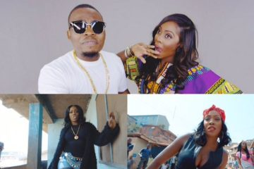 VIDEO PREMIERE: Tiwa Savage ft Olamide – Standing Ovation