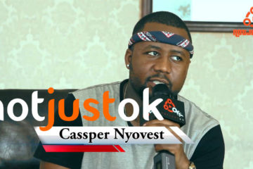 "Notjustok TV: Cassper Nyovest Talks Success of ""Fill Up The Dome"" Concert"