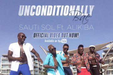 VIDEO: Sauti Sol ft Alikiba – Unconditionally Bae