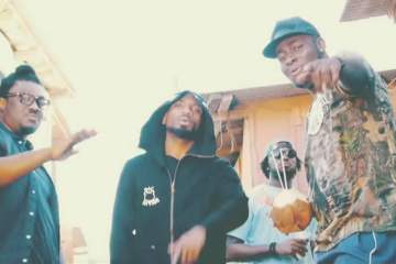 VIDEO: CheekyChizzy – Gully Steady ft. Kayswitch x Hus Eugene