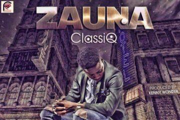 ClassiQ – Zauna (Prod. Kenny Wonder)