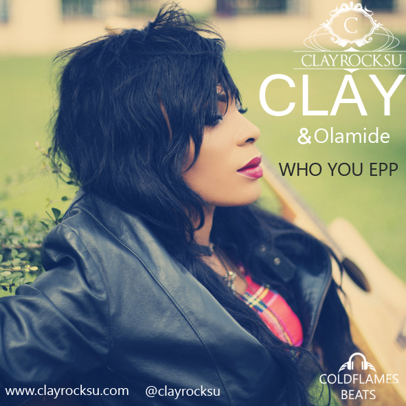Clay Olamide Who You Epp Art