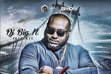 Mavin Records Presents: Dj Big N – Energy Mixtape (Vol. 1)