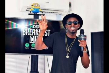 VIDEO: Orezi talks to The Breakfast Club on DZRPT TV