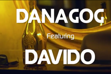 VIDEO: Danagog ft. Davido – Hookah (Teaser)