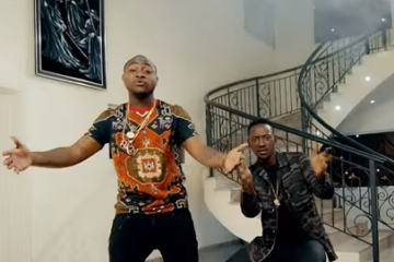 VIDEO PREMIERE: Dammy Krane X Davido – Izzue