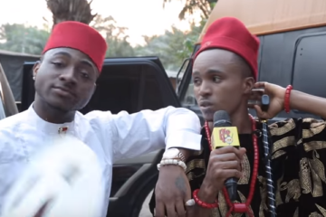VIDEO: Humblesmith ft. Davido – Osinachi (Remix) B-T-S