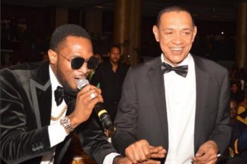 Don Jazzy Clarifies Alleged D'banj Snub @ Ben Bruce's 60th Birthday