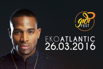 D'banj Unveiled As Headliner For Star Studded Gidi Fest 2016