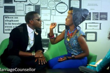 VIDEO: Marriage Counsellor (Ep. 3 Teaser) | D'Banj and Yemi Alade