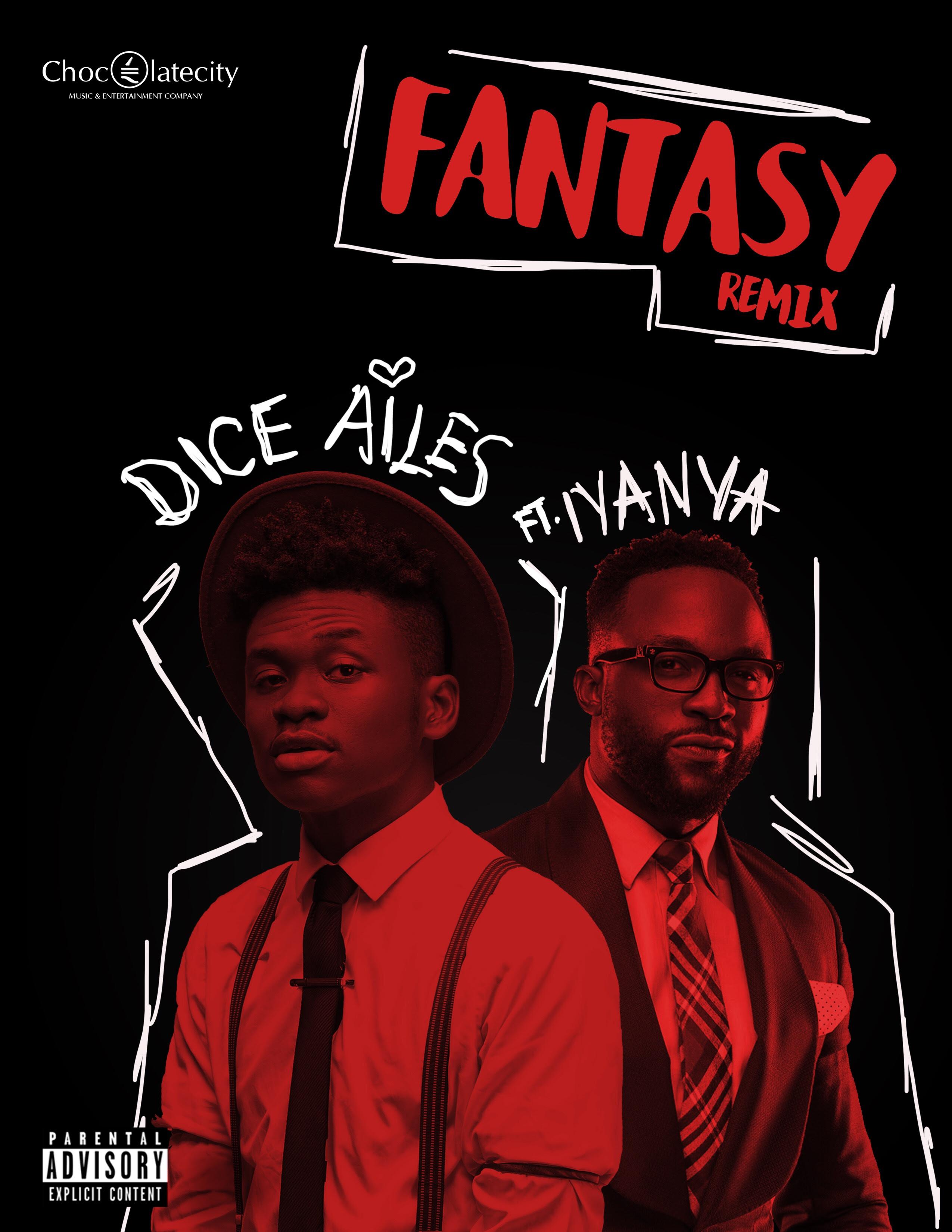 Dice Ailes Iyanya Fantasy Art