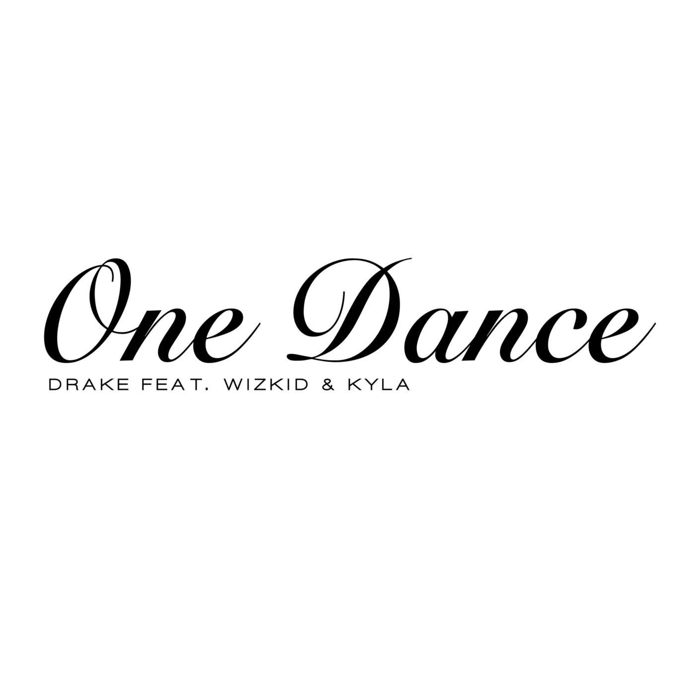 Drake One Dance Art