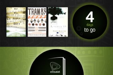 4 Days To Go: All is Set for Etisalat Prize for Literature Grand Finale
