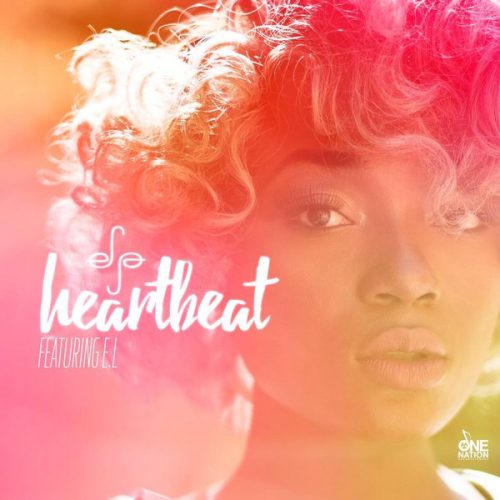 Efya Heartbeat Art