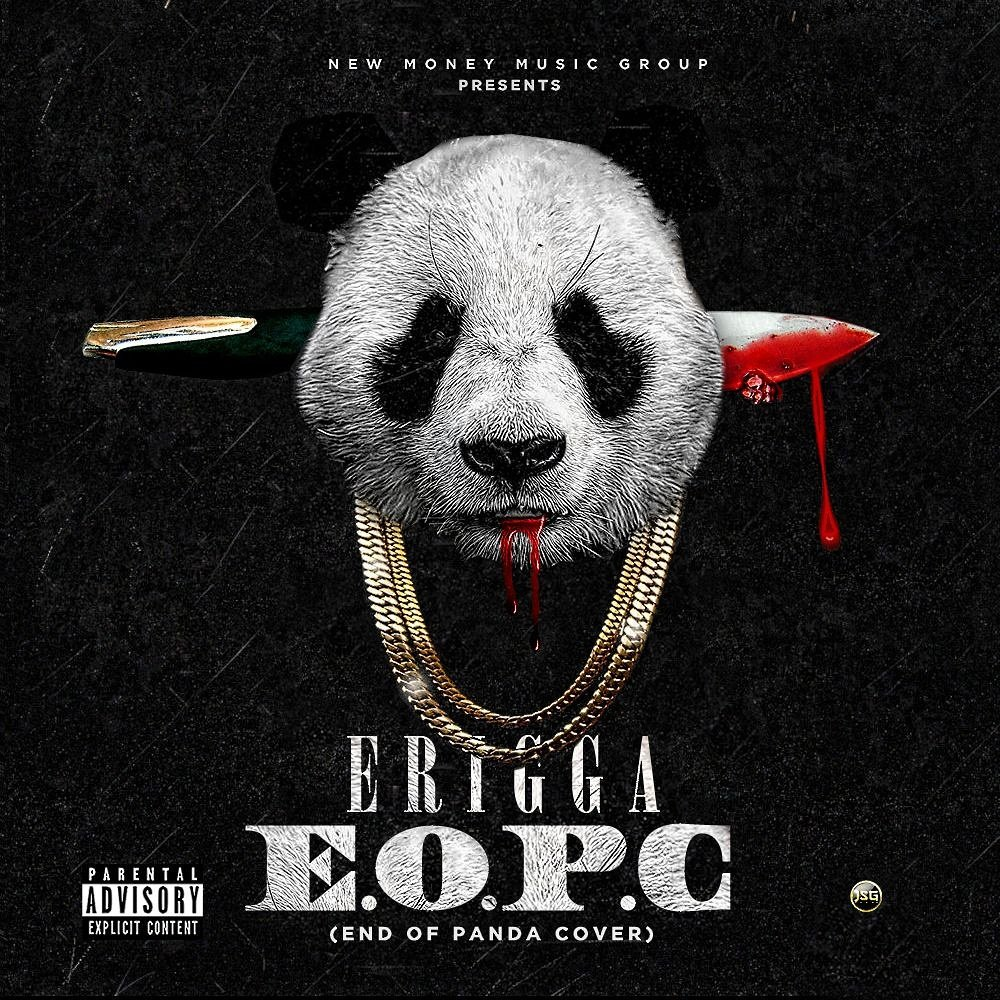 Erigga End of Panda Cover Art