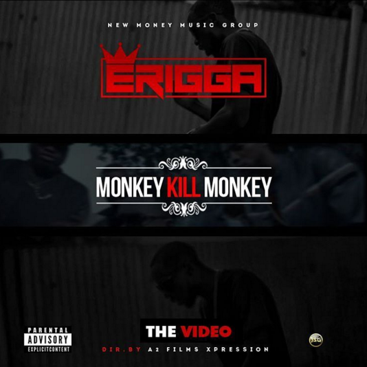 VIDEO: Erigga - Monkey Kill Monkey