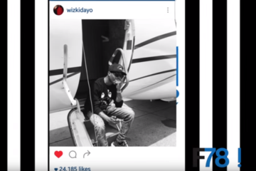 F78 NEWS: Wizkid Refuses To Perform in Zimbabwe, OritseFemi vs Rayce