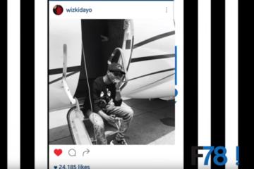 F78 NEWS: Wizkid Refuses To Perform in Zimbabwe, OritseFemi vs Rayce