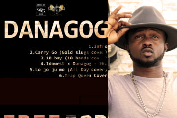 Danagog – #FFF (Free For Fanagog) Mixtape