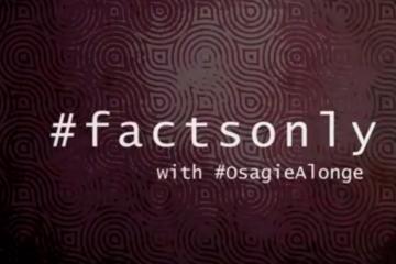 VIDEO: #FactsOnly With Osagie Alonge – Should P-Square Break Up?