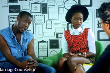 VIDEO: Marriage Counsellor (Ep. 2 Teaser) | Flavour and Chidinma