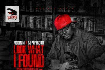 Modenine x DJ Papercutt – Look What I Found (Throwback EP)
