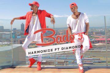 VIDEO: Harmonize ft. Diamond Platnumz – BADO