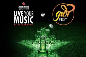 Heineken brings 'THE TAKEOVER' to Gidi Culture Festival 2016