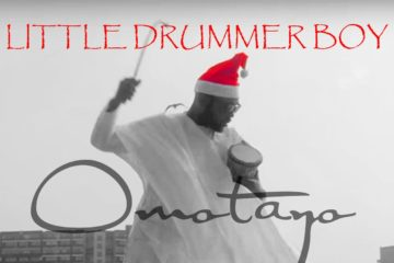 VIDEO: Omotayo – The Little Drummer Boy