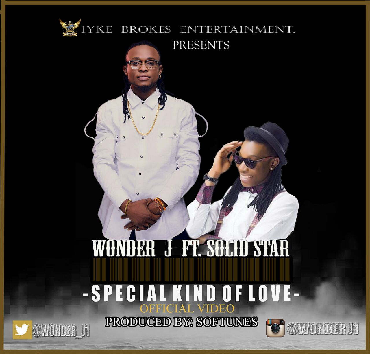 VIDEO: Wonder J ft. Solid Star - Special Kinda Love