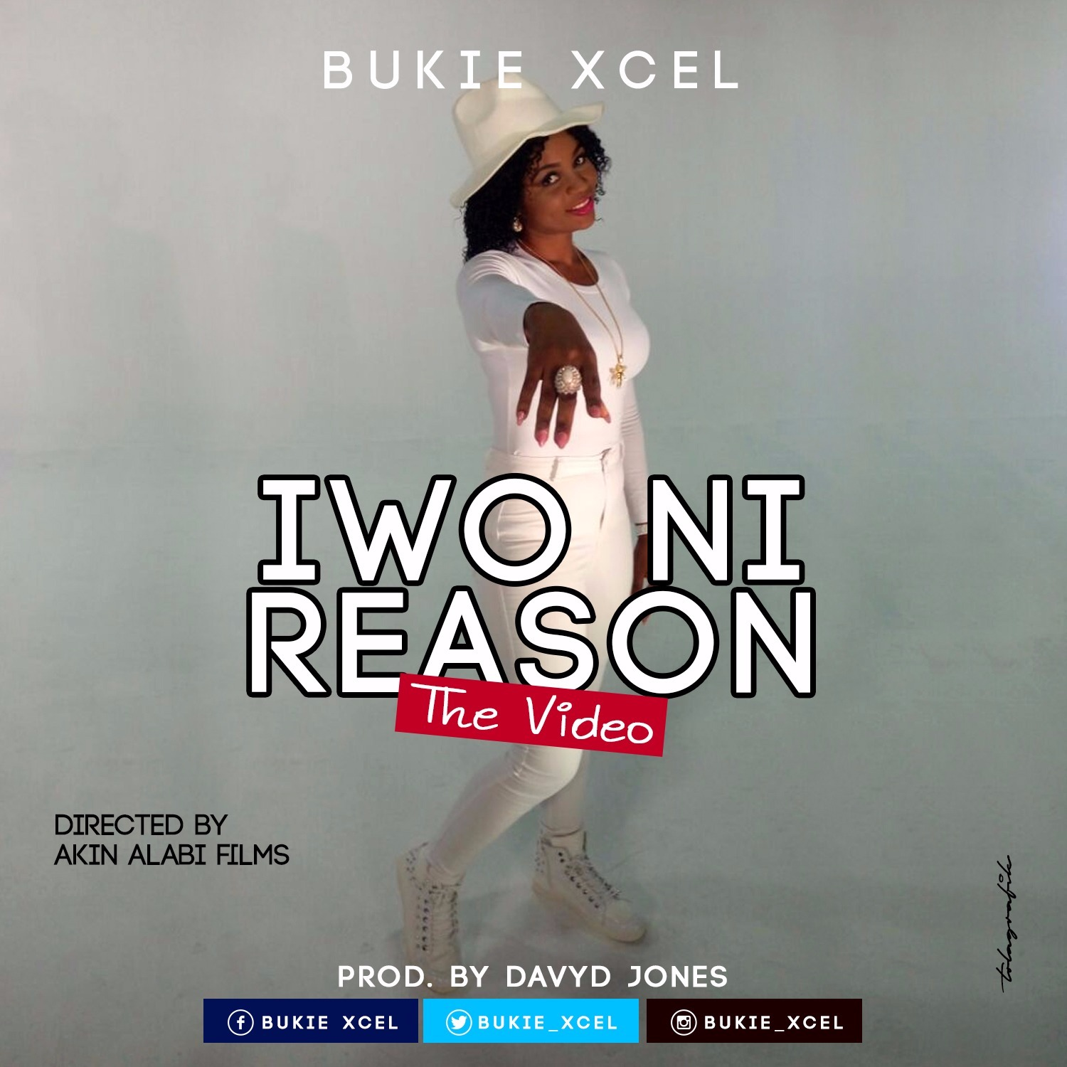 VIDEO: Bukie Xcel – Iwo Ni Reason