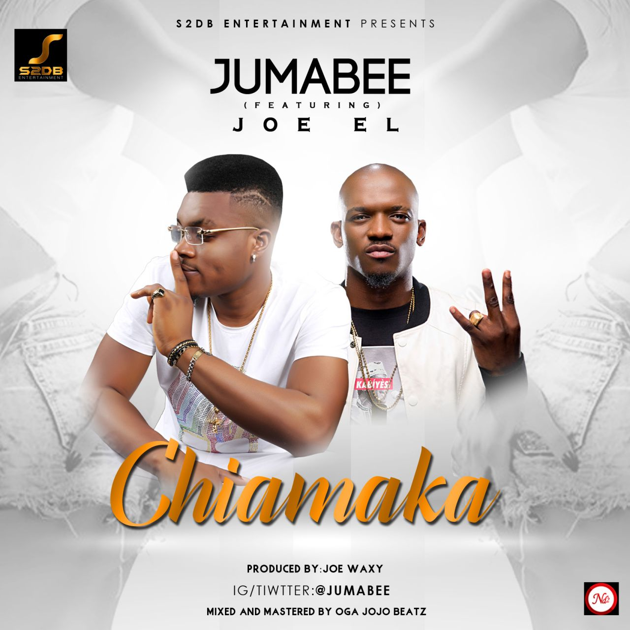 Jumabee ft. Joe El - Chiamaka