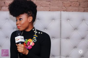 "Yemi Alade's ""Mama Africa"" Album Listening In London"