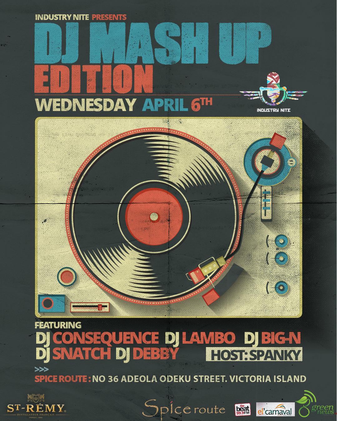 IND NITE-DJ MASH UP