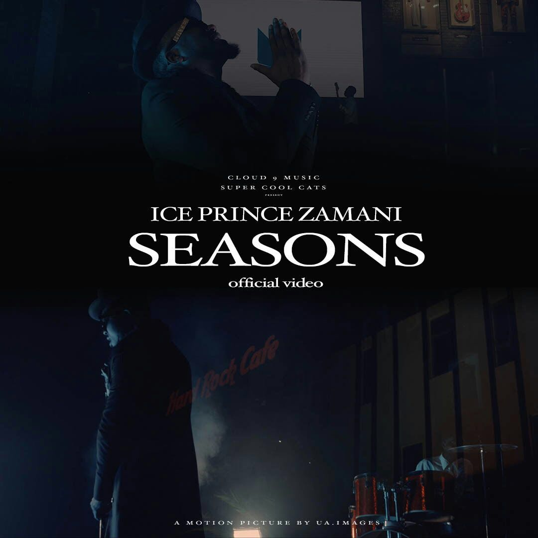 Ice Prince Seasons video Art
