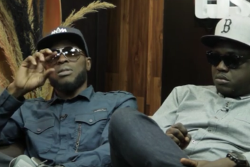 VIDEO: Vector, Ikechukwu, illbliss & Modenine talk Rap Music in Nigeria