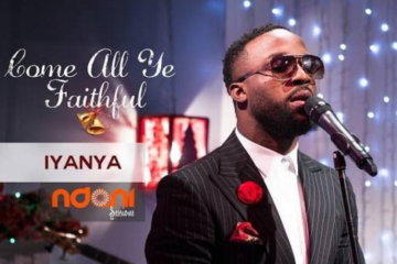 VIDEO: Iyanya on Ndani Sessions Christmas Special