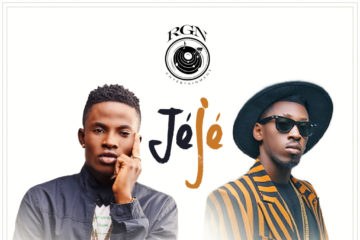Irish ft.Orezi –  Jeje (Prod. D'Tunes)