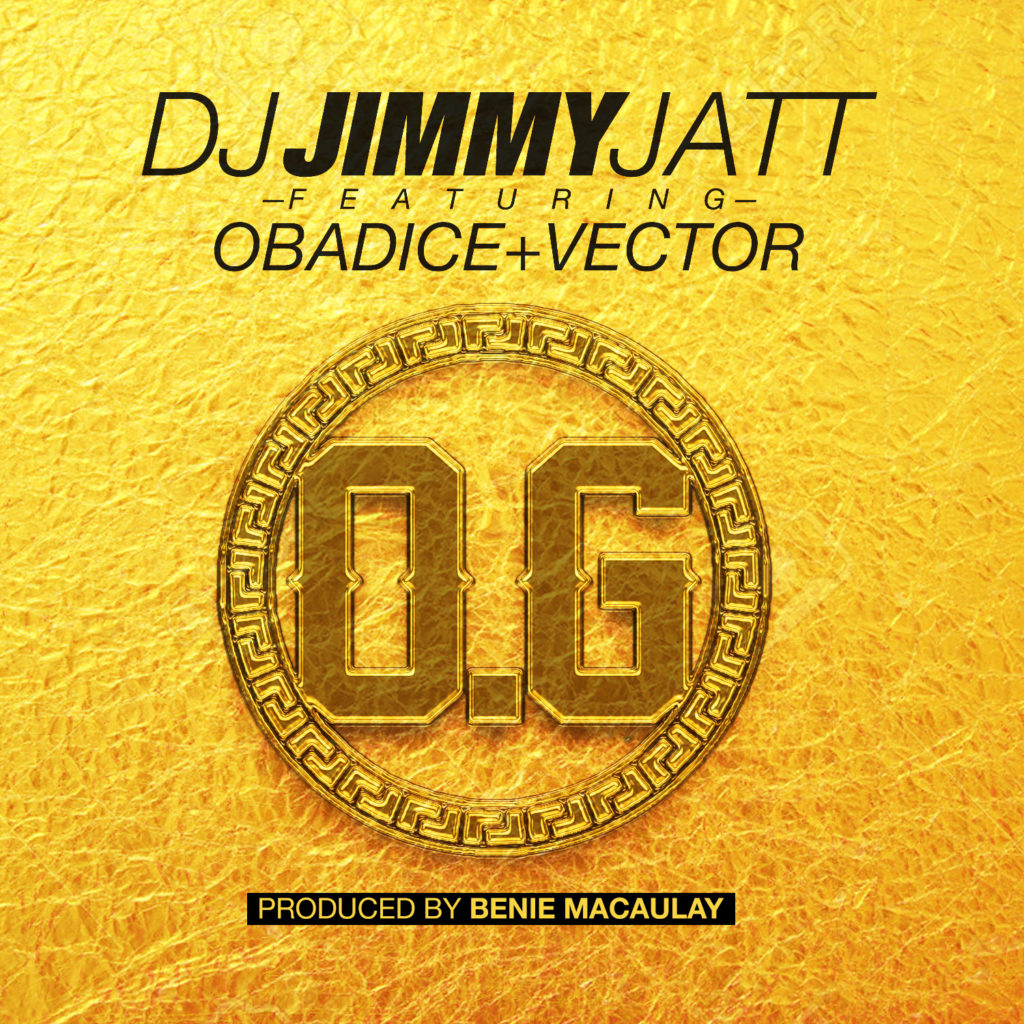DJ Jimmy Jatt ft. Obadice x Vector - OG (Obalende Gold)