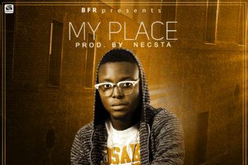 JV-Dee – My Place (Prod. Necsta)