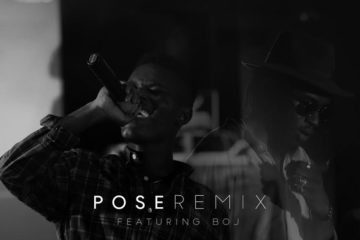 Jinmi Abduls ft. BOJ – Pose Remix (prod. H.O.D)