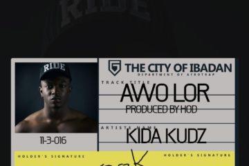 Kida Kudz – Awo Lor (prod. HOD)