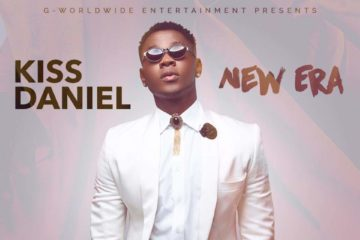 "Kiss Daniel Unveils Debut Album Art ""New Era"""