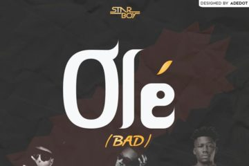 L.A.X ft. Dremo x Ycee – Olé (prod. by Legendury beatz)