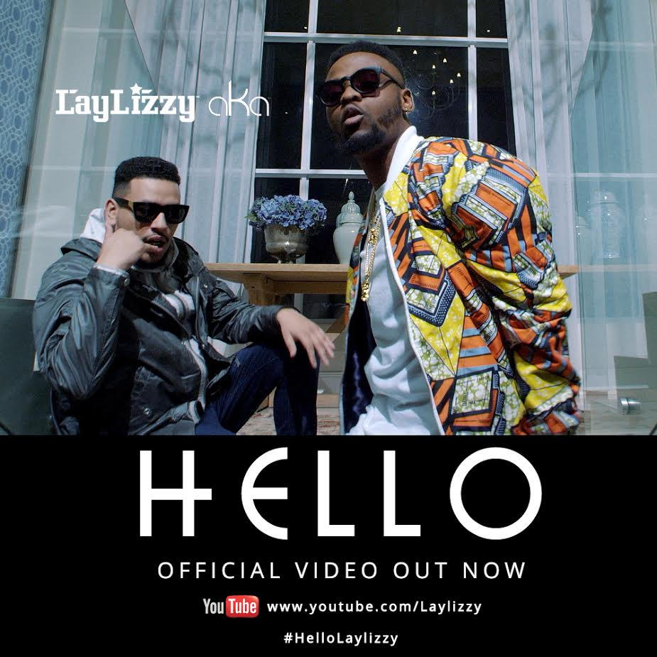 LayLizzy AKA Hello video