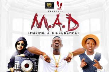 DJ Real X Dammy Krane X Small Doctor – M.A.D (Prod. by Tefa)